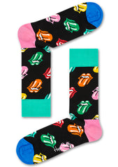 Happy Socks Rolling Stones Socks 6PK Collector Box Set