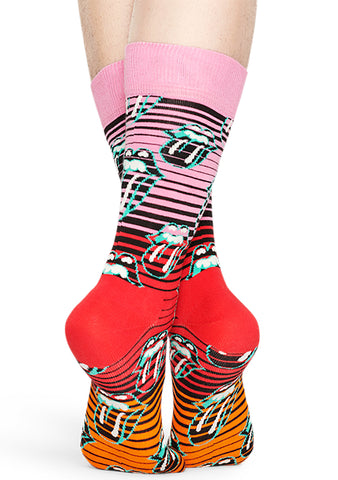 Happy Socks Rolling Stones Ruby Tuesday Socks