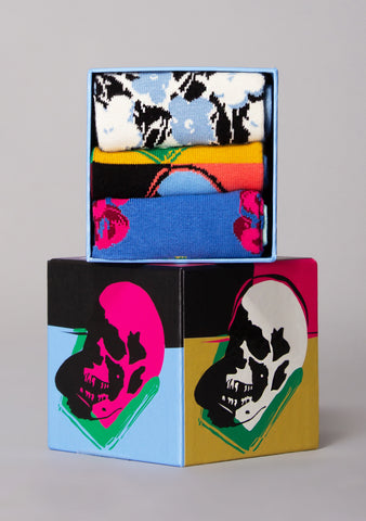 Andy Warhol Men's 3PK Gift Set