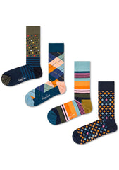 Plus Sign Men's 4PK Socks Set