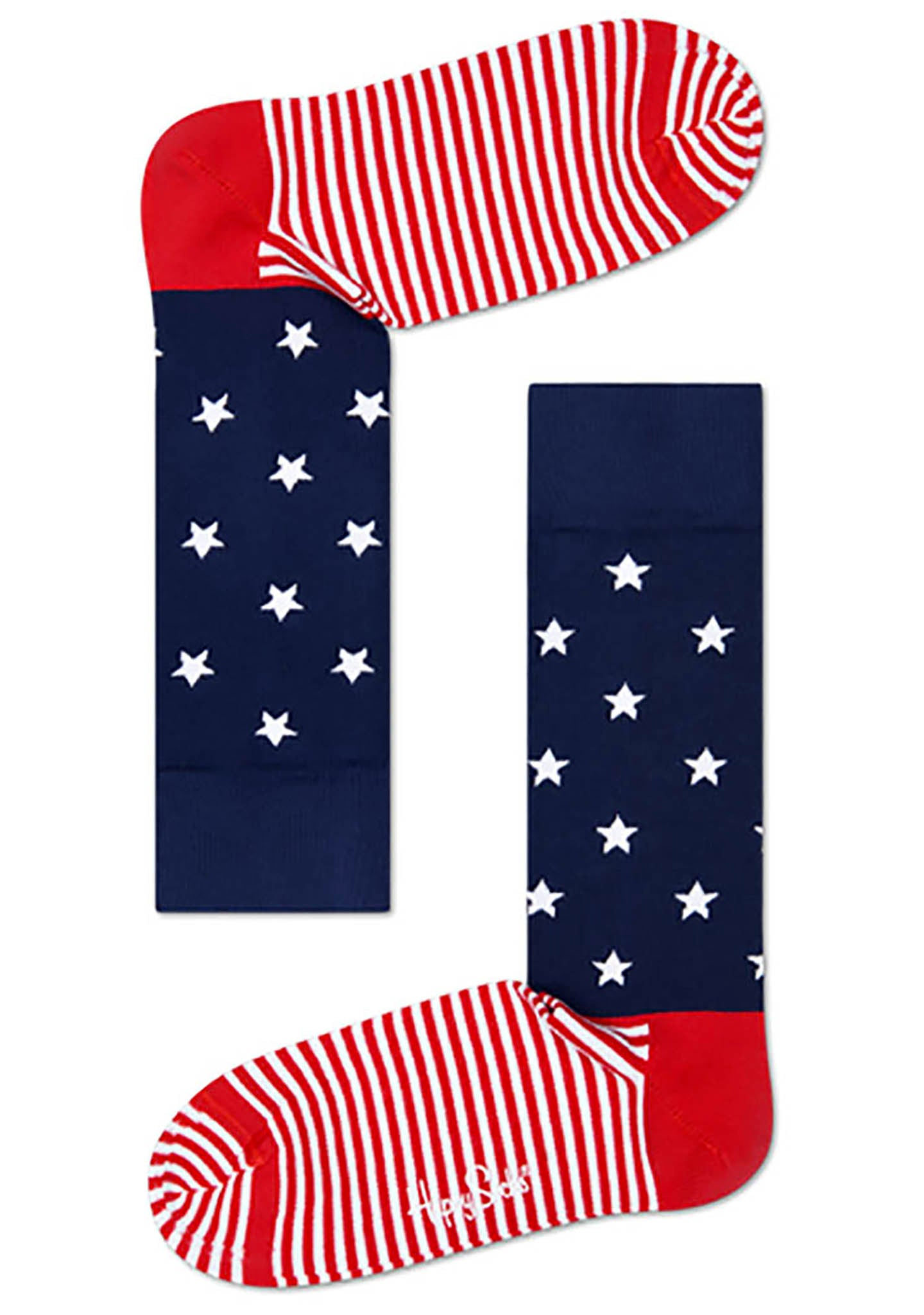 Happy Socks Stars Stripe Socks