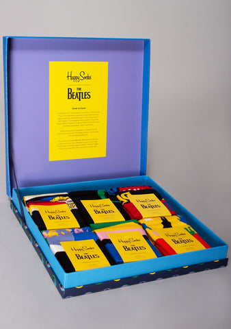 The Beatles 3rd Edition 6PK Gift Set