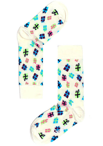Happy Socks Women's Holiday Gift Socks
