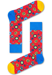 Happy Socks The Beatles 2nd Edition 6PK Gift Set