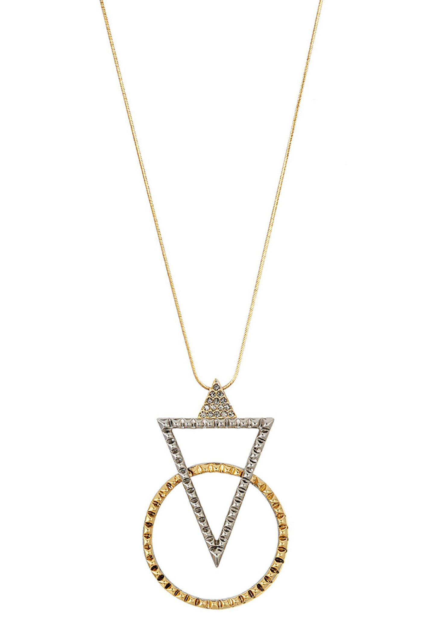 House of Harlow 1960 Nadia Pendant Necklace