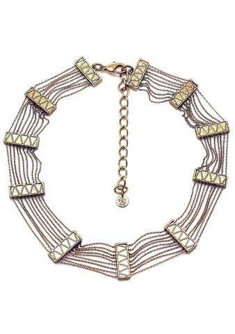 House of Harlow 1960 Peak To Peak Chokers