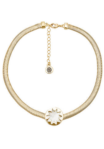 House of Harlow 1960 Sunburst Choker Necklace