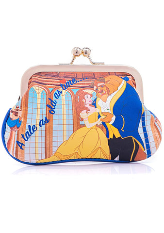 X Disney Beauty and The Beast A Tale of Enchantment Purse