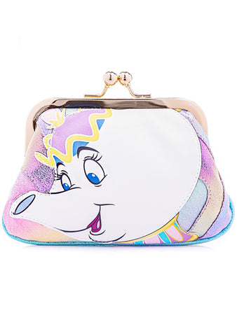 X Disney Beauty and the Beast Be Our Guest Purse