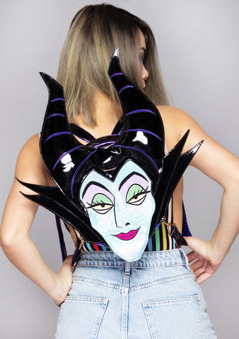 X Disney Maleficent Convertible Bag