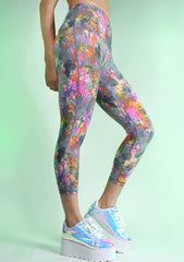 It's A Party Abstract Leggings