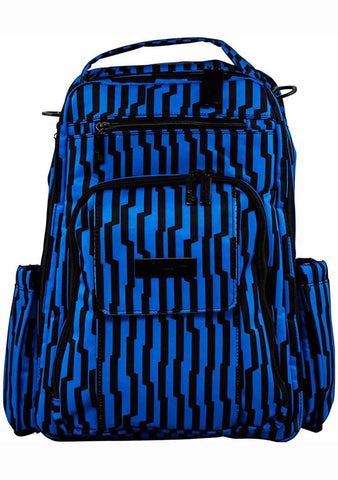 Ju-Ju-Be Onyx Electric Black Be Right Back Backpack