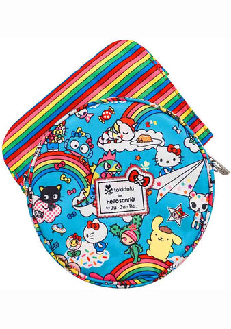 X Tokidoki Hello Sanrio Rainbow Dreams Be Pop Crossbody Bag