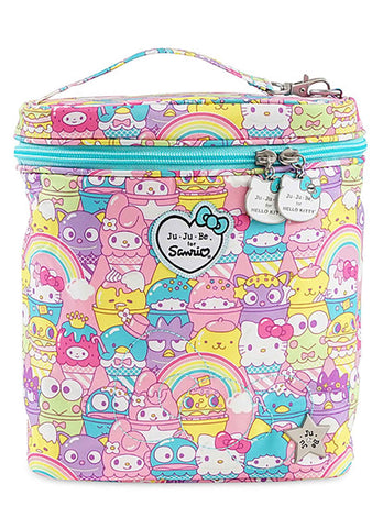 X Hello Sanrio Sweets Fuel Cell Lunch Bag
