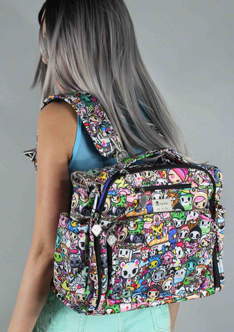 X Tokidoki Iconic 2.0 B.F.F. Diaper Bag