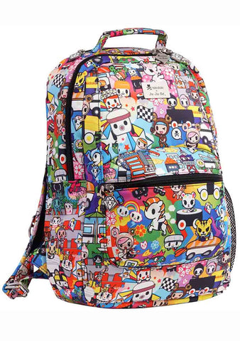 X Tokidoki Sushi Cars Be Packed Backpack