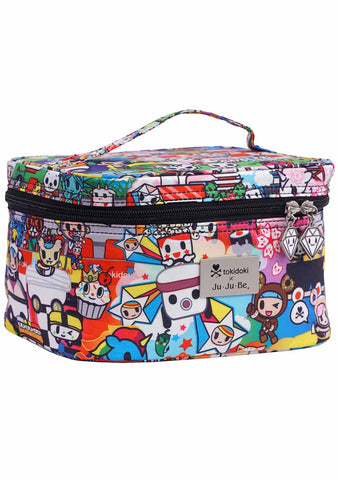 X Tokidoki Sushi Cars Be Ready Train Case
