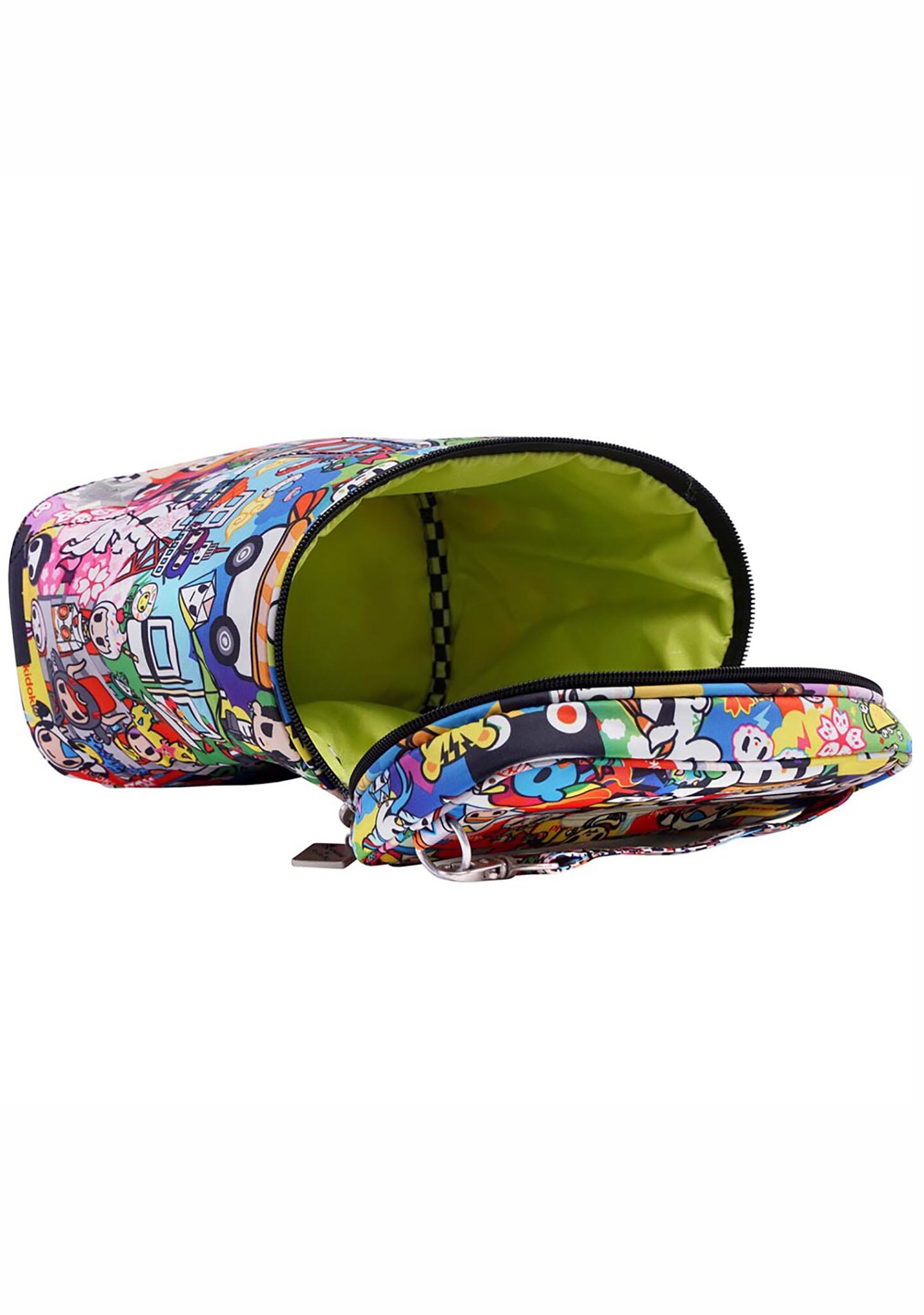 X Tokidoki Sushi Cars Fuel Cell Lunch Bag