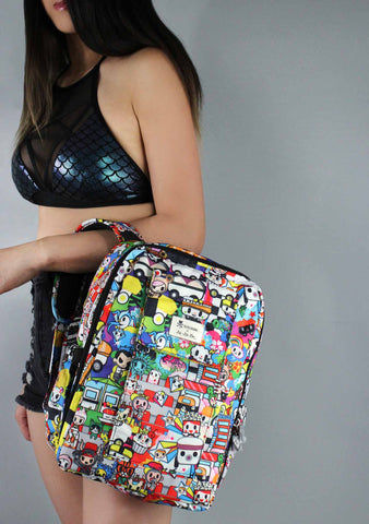 X Tokidoki Sushi Cars Mini Be Backpack