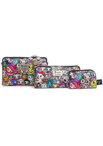 X Tokidoki Iconic 2.0 Be Set 3PC Set