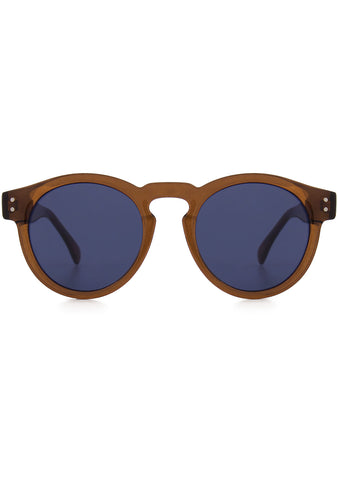 KOMONO Clement Sunglasses in Cocoa