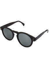 KOMONO Clement Metal Series Sunglasses in Black