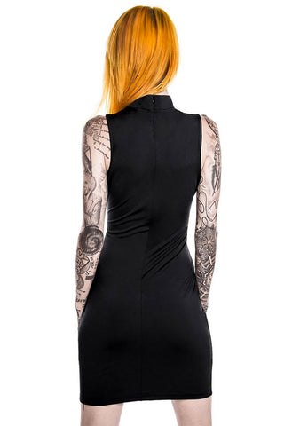 KILL STAR Purr Evil Bodycon Dress