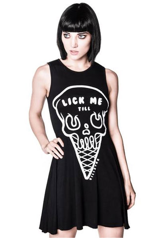 KILL STAR iScream Skater Dress