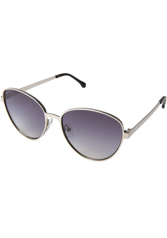 KOMONO Chris Sunglasses in Chrome