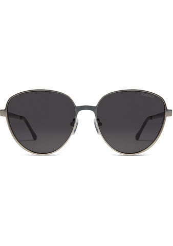 KOMONO Chris Sunglasses in Matte Black