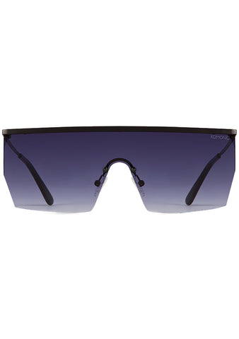 CRAFTED Don Breeze Sunglasses in Black