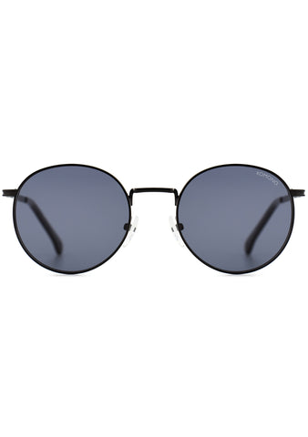 KOMONO CRAFTED Taylor Sunglasses in Matte Black