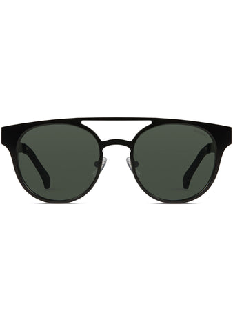 KOMONO Finley Sunglasses in Matte Black