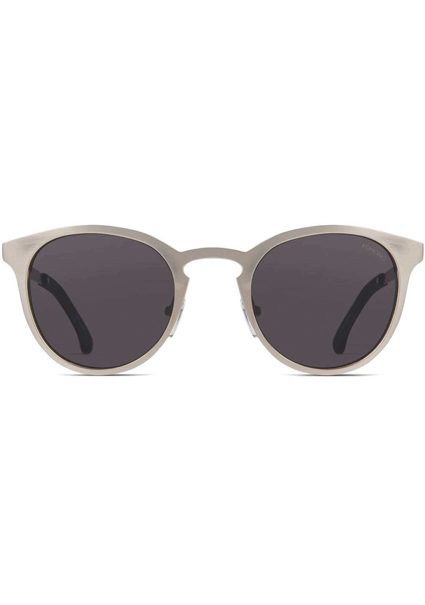 KOMONO Hollis Sunglasses in Silver Boutique