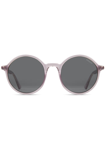 KOMONO Madison Sunglasses in Amethyst/Grey