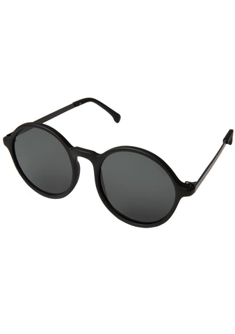 KOMONO Madison Sunglasses in Metal Black