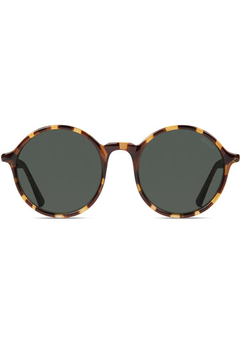 KOMONO Madison Sunglasses in Tortoise