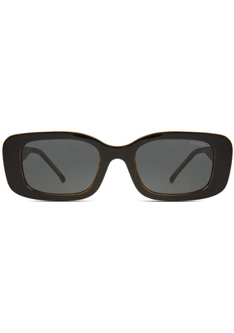 Marco Sunglasses in Black Clementine