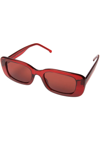 Marco Sunglasses in Red