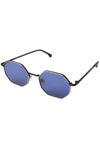 KOMONO CRAFTED Monroe Sunglasses in Marine