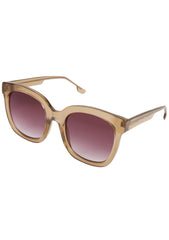 KOMONO Harley Sunglasses in Latte