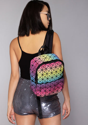 Cyber Lightwave 3M Reflective Mini Backpack