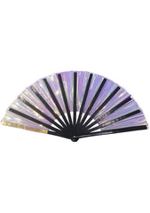 LASR Exclusive Frost Bite Iridescent Fan