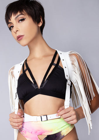 Nymph Ranger Fringe Harness