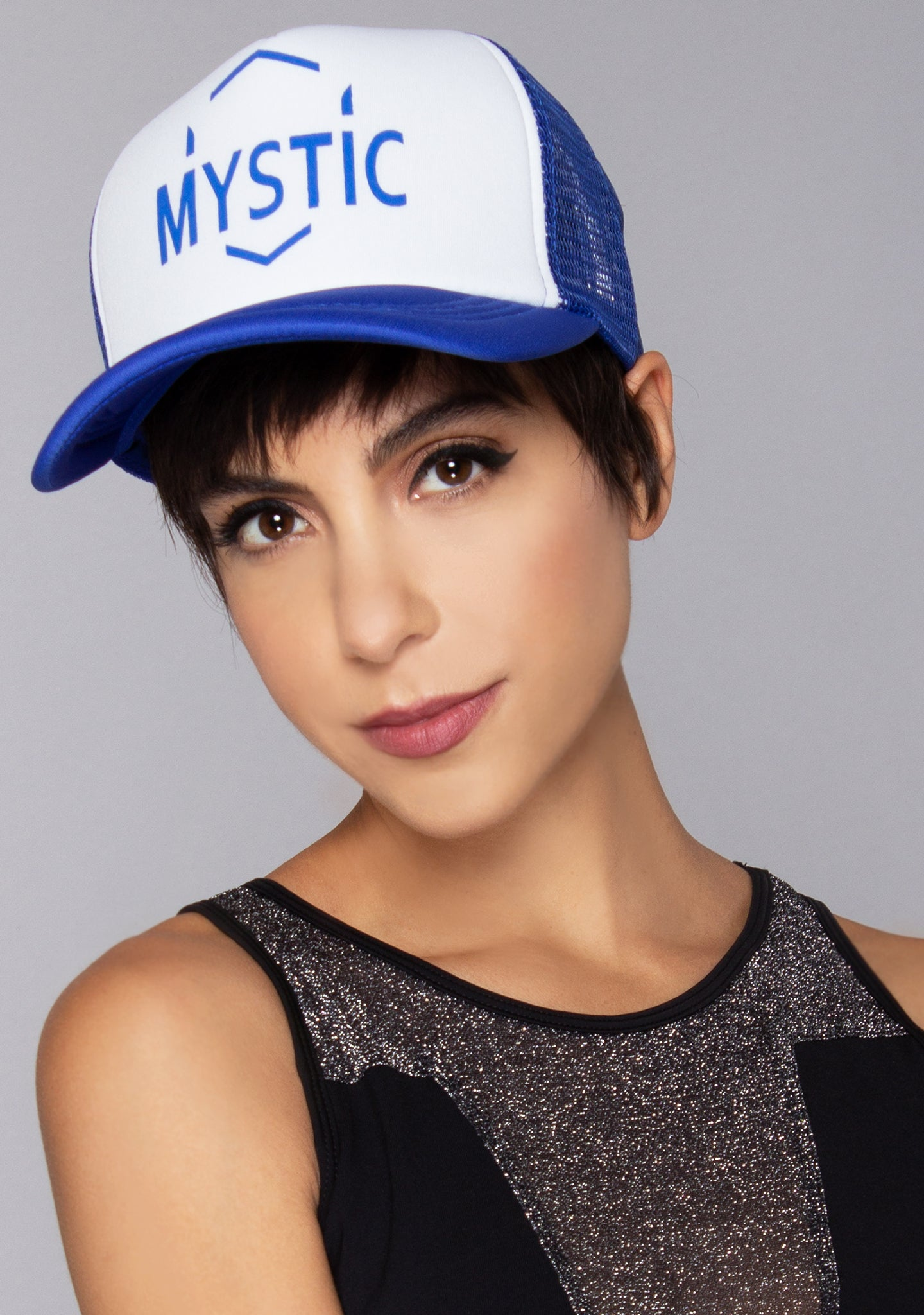 Pokemon Go Team Mystic Trucker Hat