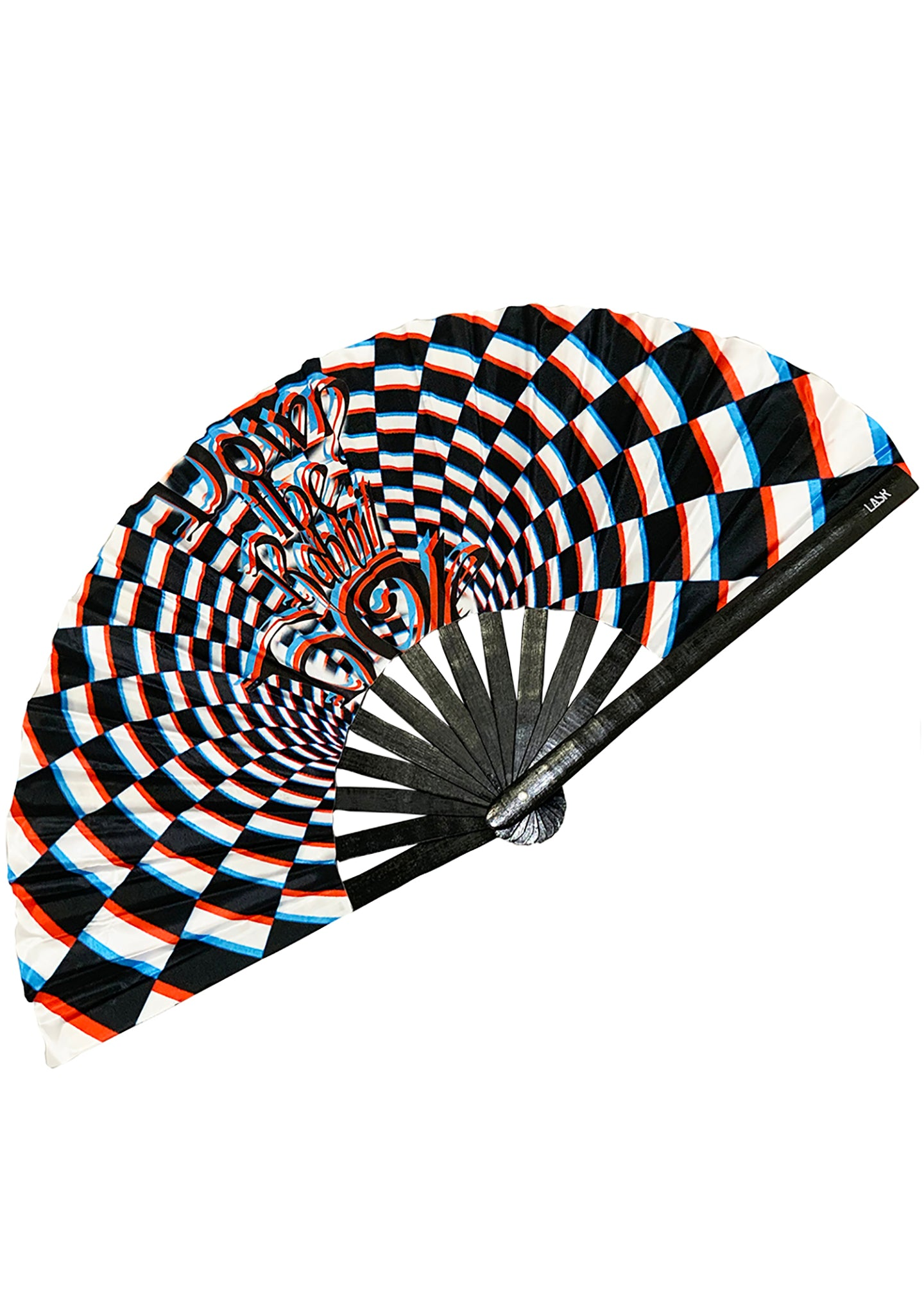 LASR Exclusive Psychedelic Rabbit Fan
