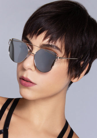 Scandalous Reflective Sunglasses