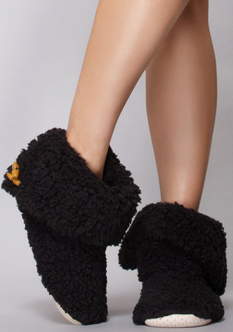 Snowed In Bootie Slippers
