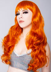 Ginger Snaps Long Wavy Bang Wig