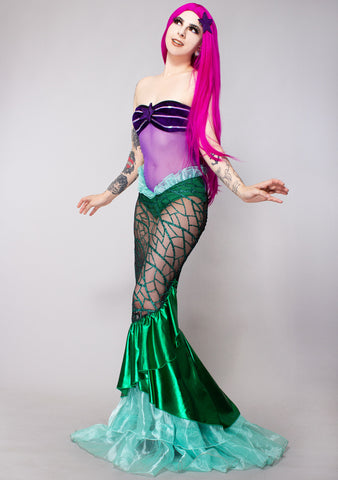 Under The Sea Mermaid 3PC Set